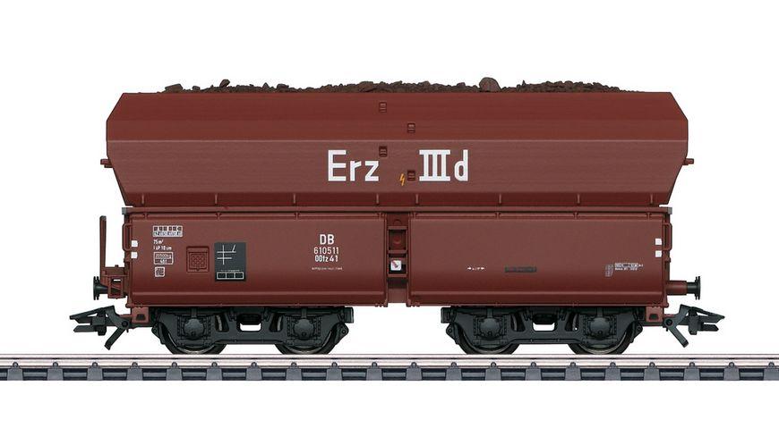 Maerklin 46210 Selbstentladewagen Erz IIId
