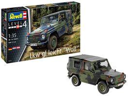 Revell 03277 Lkw gl leicht Wolf