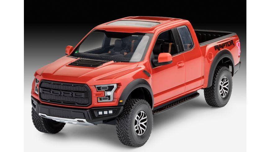 Revell 07048 Ford F 150 Raptor