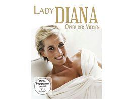 Lady Diana Opfer der Medien