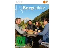Der Bergdoktor Staffel 12 3 DVDs