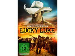 Lucky Luke mit Oscarpreistraeger Jean Dujardin