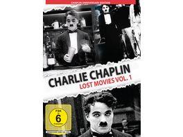 Charlie Chaplin Lost Movies Vol 1 Verlorene Filme Vol 1
