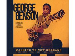 Walking To New Orleans Remembering CD