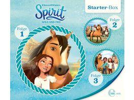 Spirit Starter Box 1 Hoerspiele