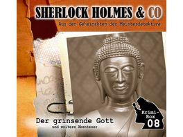 Sherlock Holmes Co Die Krimi Box 8 3CD