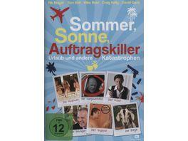Sommer Sonne Auftragskiller Urlaub und andere Katastrophen