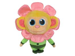 Joy Toy Willkommen im Wunderpark Flower 36 cm Pluesch mit Zuckerwattenduft