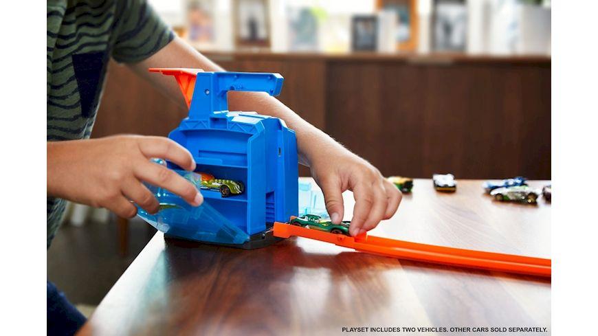 Mattel Hot Wheels Track Builder System Rennstarter