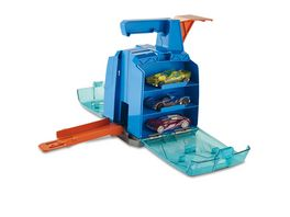 Mattel Hot Wheels Track Builder System Rennstarter