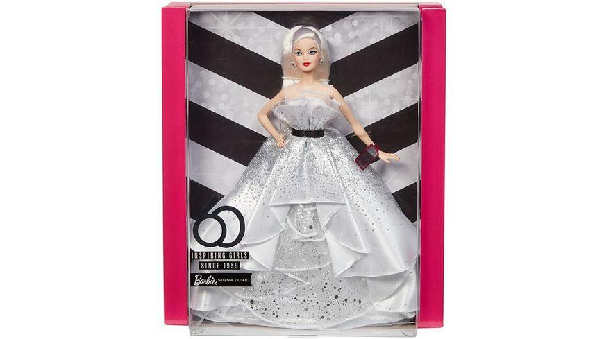 Mattel Barbie Signature 60th Anniversery Puppe