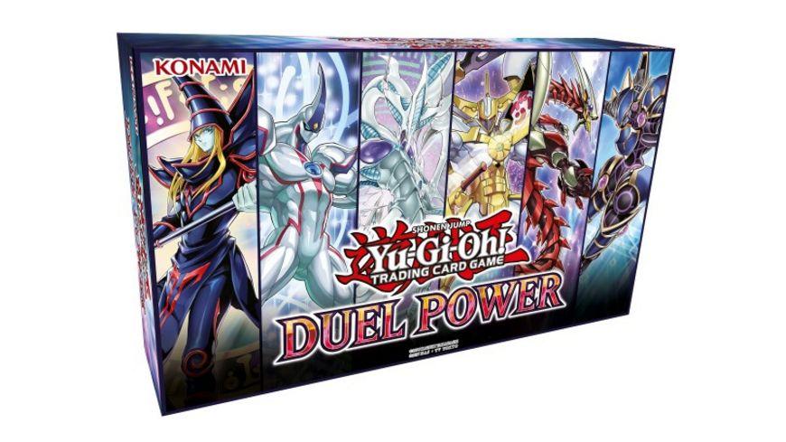 Yu Gi Oh Sammelkartenspiel Duel Power Box