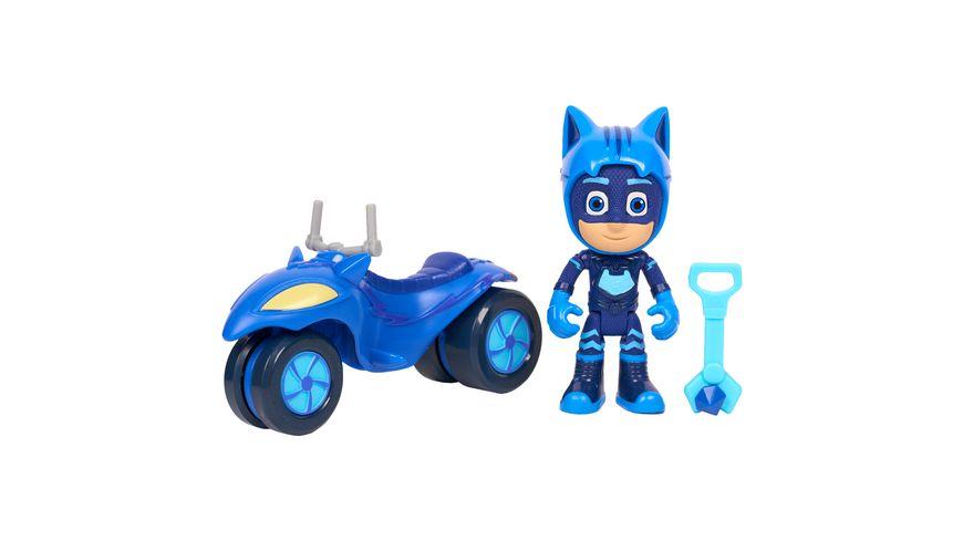 Simba PJ Masks Super Moon Rover Catboy