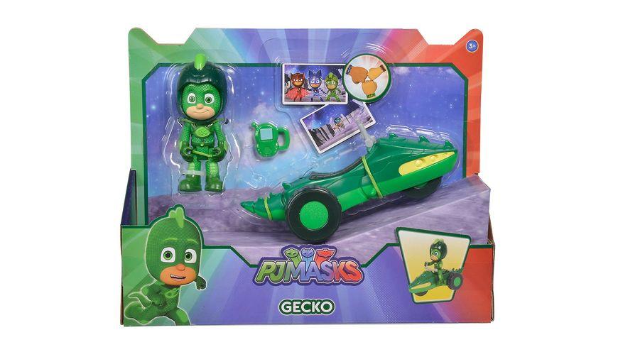 Simba PJ Masks Super Moon Rover Gecko