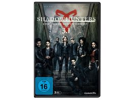 Shadowhunters Staffel 3 1 3 DVDs