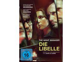 Die Libelle 2 DVDs