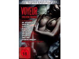 Voyeur Spass beim Zuschauen 3 DVDs