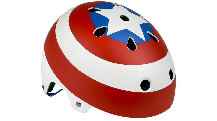 Powerslide Marvel Helm CAPTAIN AMERICA