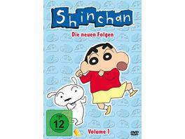 SHIN CHAN Die neuen Folgen Vol 1