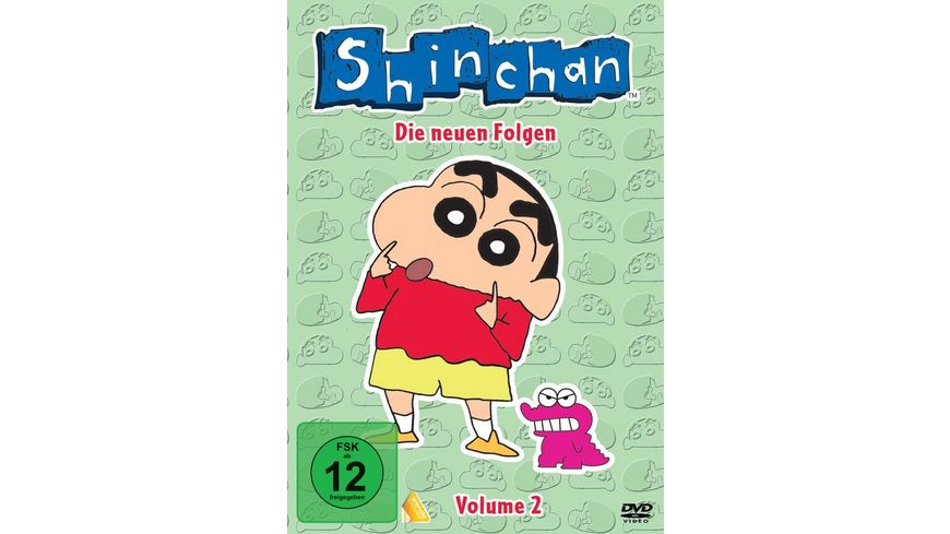 SHIN CHAN Die neuen Folgen Vol 2
