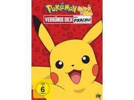 Pokemon Verbuende dich mit Pikachu