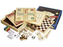 Philos Holz Spielesammlung 10