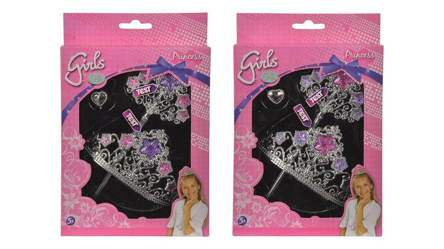 Simba Steffi Love Girls Prinzessinnen Set 1 Stueck sortiert
