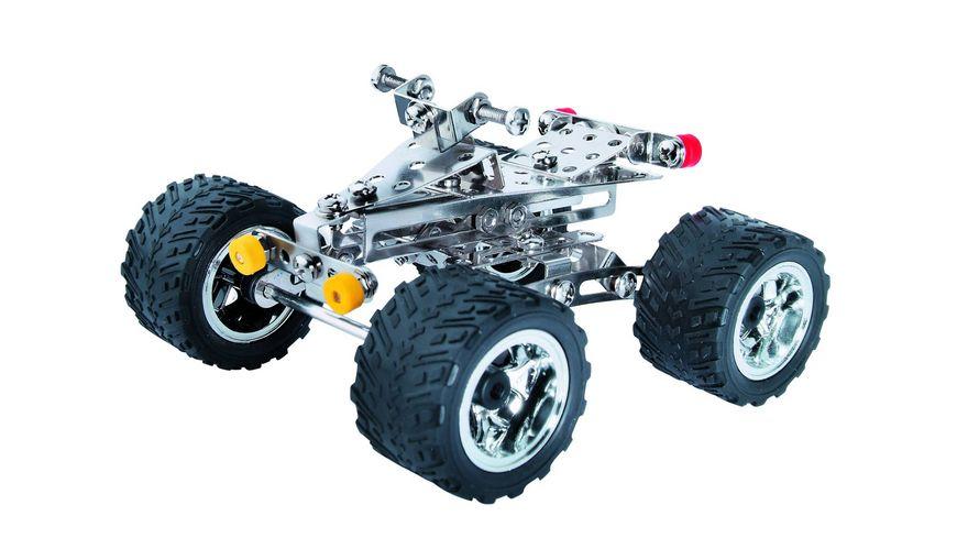 eitech Metallbaukasten C92 Rennwagen