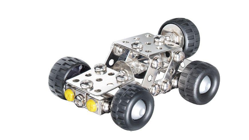 eitech Metallbaukasten C57 Jeep