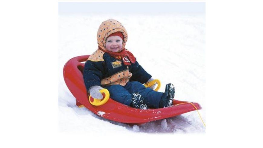 KHW Kids Bob Snow Flipper de Luxe rot