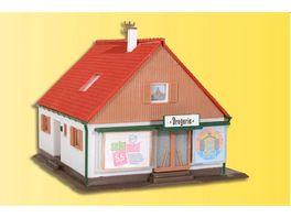 Kibri 38720 H0 Einfamilienhaus mit Laden
