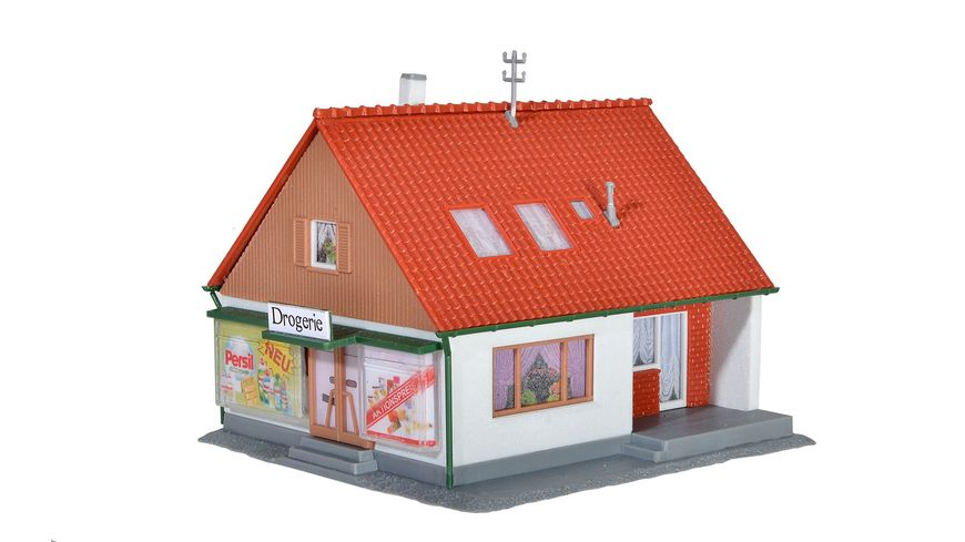 Viessmann 38720 Kibri H0 Einfamilienhaus mit Laden
