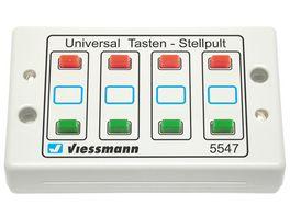 Viessmann 5547 Universal Tasten Stellpult
