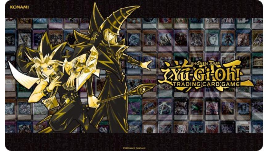 Yu Gi Oh Sammelkartenspiel Golden Duelist Collection Game Mat 1 Spielmatte