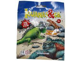 Iguanas Co Sammelfigur 1 Stueck Blindbag