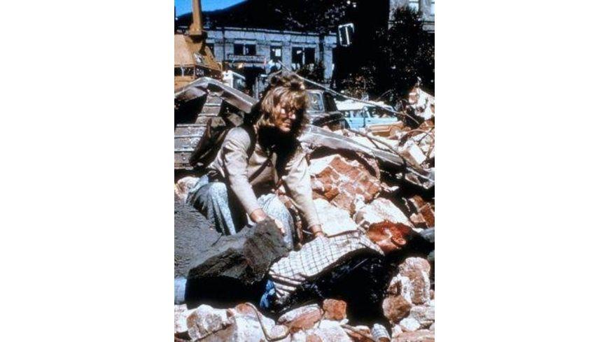 Das grosse Erdbeben in L A