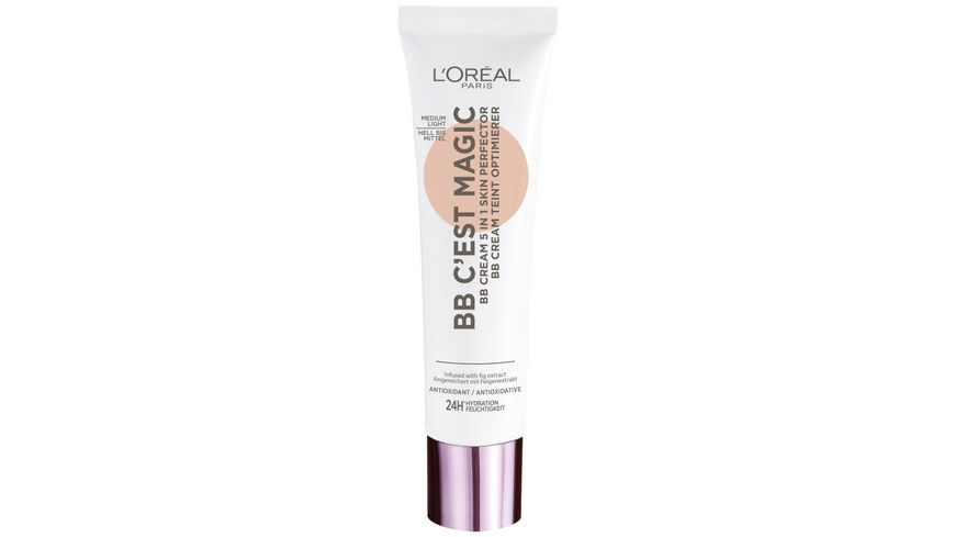 L'ORÉAL PARIS BB Blemish Balm Cream BB C'EST MAGIC
