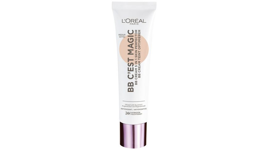 L OREAL PARIS BB Blemish Balm Cream BB C EST MAGIC