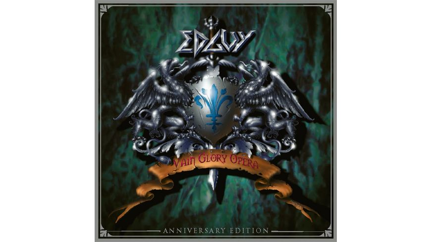 Vain Glory Opera Anniv Edition Digipak