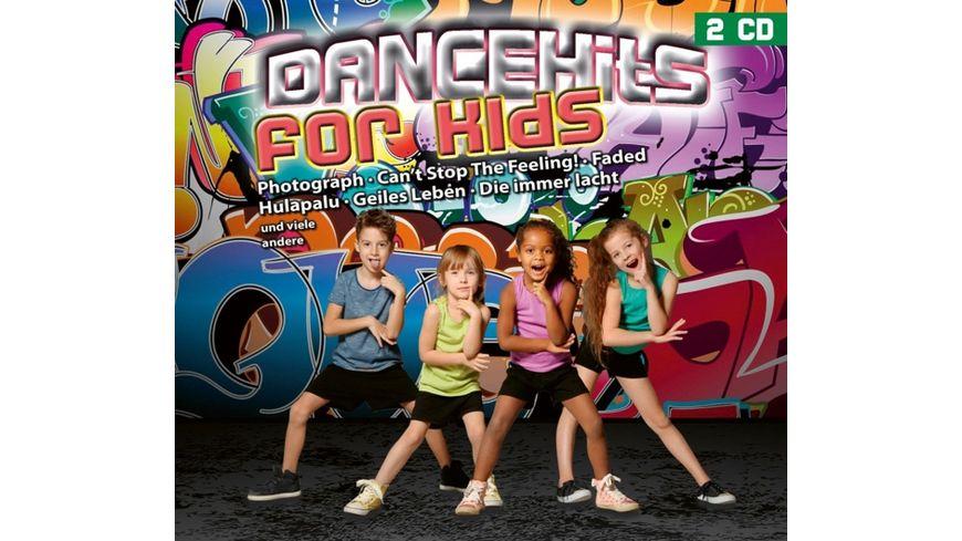 Dancehits For Kids 2CDs