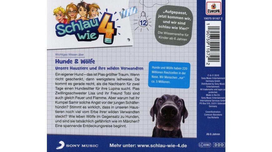 012 Hunde und Woelfe Unsere Haustiere und ihre wil
