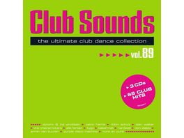 Club Sounds Vol 89