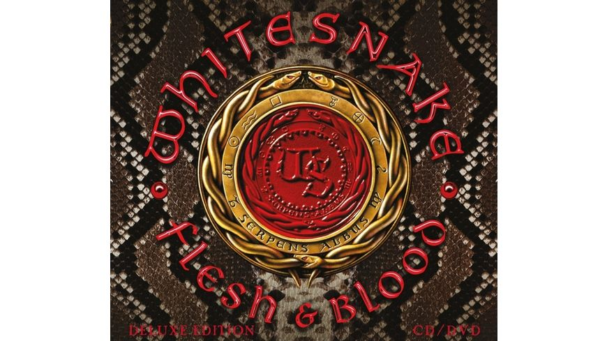 Flesh Blood CD DVD Digipak