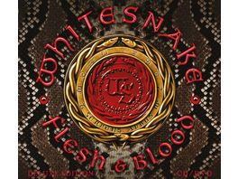 Flesh Blood CD DVD Digipak