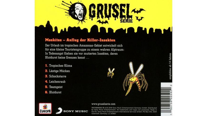 003 Moskitos Anflug der Killer Insekten