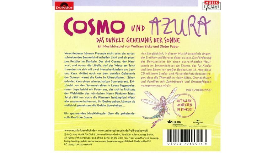 Rolf Zuckowski Praes Cosmo Azura Musikhoerspiel