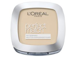 L OREAL PARIS Perfect Match Puder