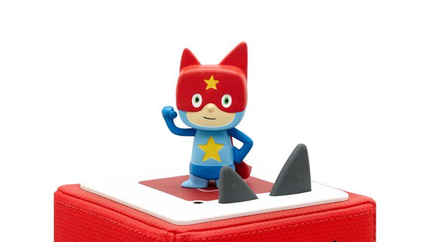 tonies Hoerfigur fuer die Toniebox Kreativ Tonie Superheld Junge