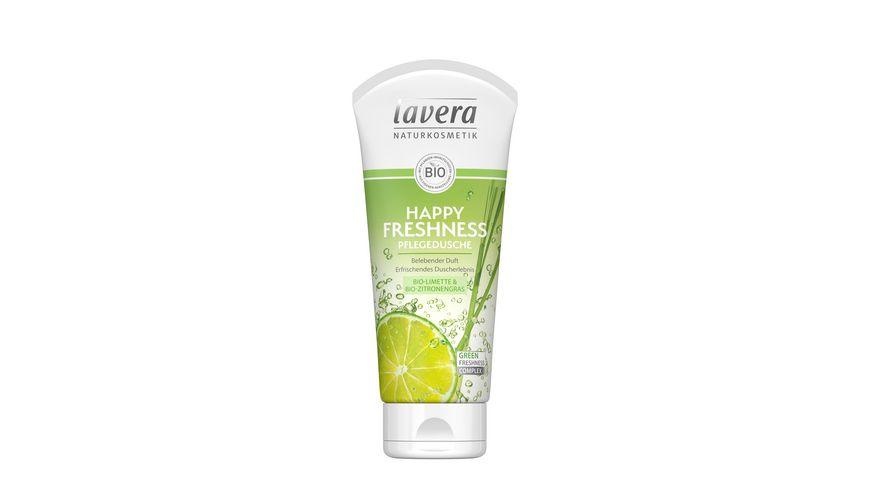 lavera Duschgel Happy Freshness