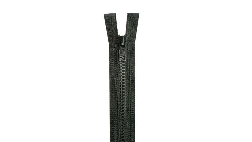 YKK Reißverschluss teilbar mit Kunststoffzahnkette - 70 cm